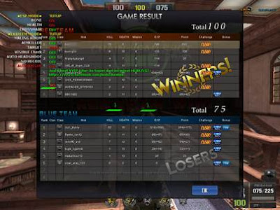 3 - 4 Juni 2018 - Tirosin 7.0 Point Blank Garena Wallhack, ESP Mode, Auto Headshoot, 1 Hit, Aimbullet, Auto Killer, No Recoil, Full Mode VVIP