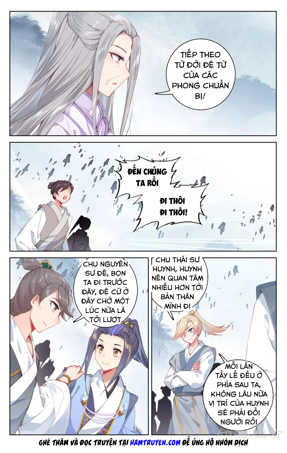 Nguyên Tôn chap 186 - Trang 6