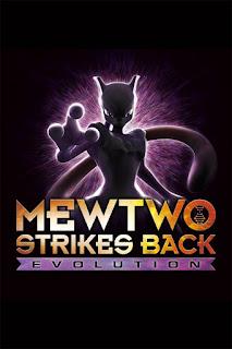 Pokemon Mewtwo Strikes Back: Evolution 2019 Dual Audio 720p WEBRip