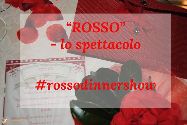 rosso, rosso dinner show, la muratella, eventi danza, gisella zilembo