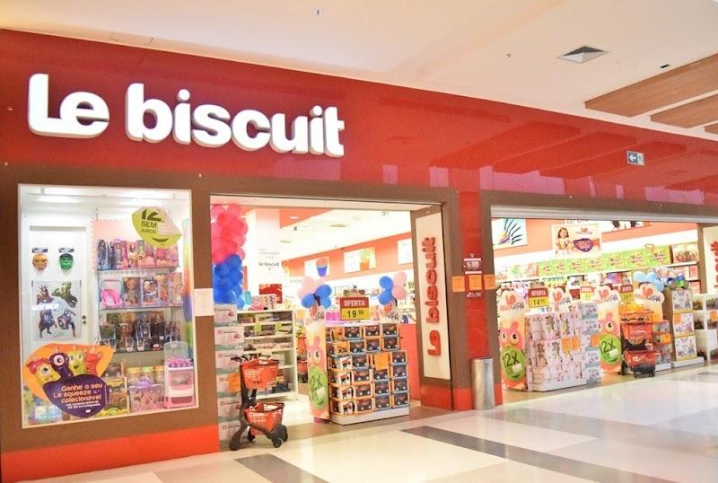 Le biscuit inaugura mais uma loja na cidade de São Paulo