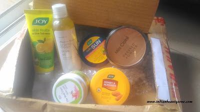 Nykaa online shopping review