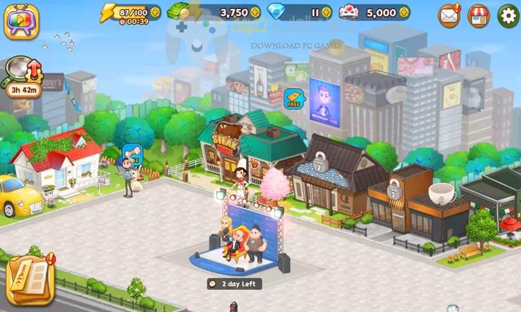 تحميل لعبة مغامرات الطبخ Cooking Adventure للكمبيوتر والاندرويد برابط مباشر