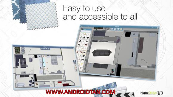 Update Terbaru Home Design 3D Mod Apk