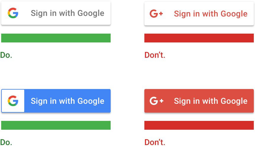 Google Developers Blog: Moving to Google Sign-In for a