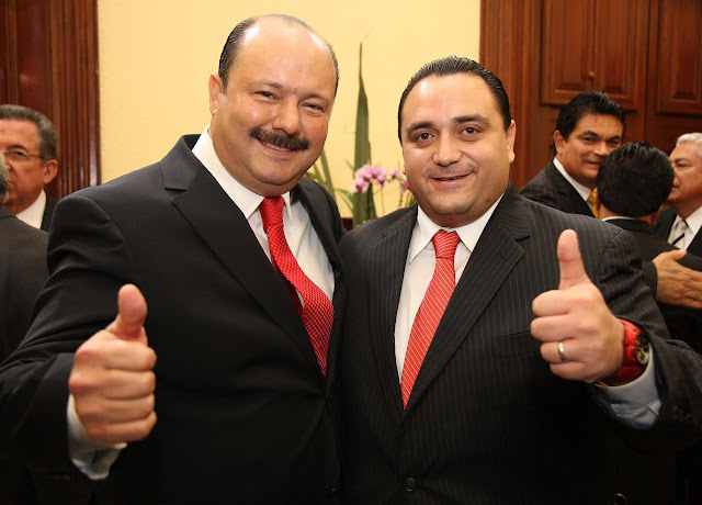 César Duarte tiene bienes en Quintana Roo
