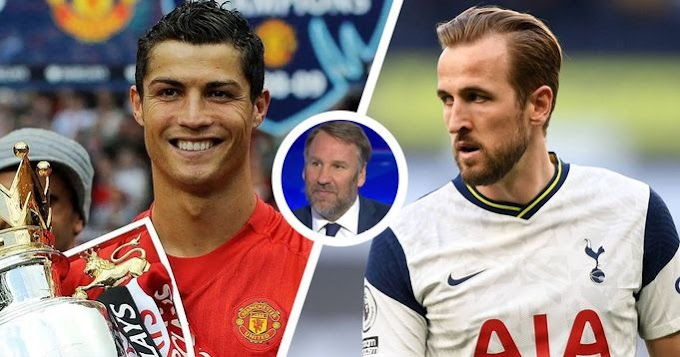 Harry Kane, not Ronaldo can win you the Premier League league: Paul Merson
