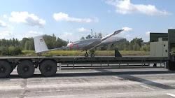 Ukraine lần đầu tiên diễu hành máy bay không người lái vũ trang Bayraktar TB2