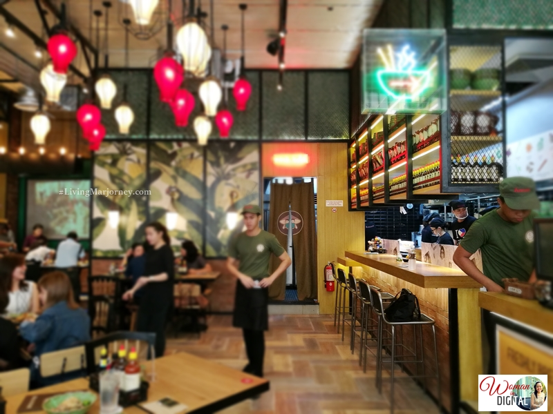 Annam Noodle Bar in Resorts World Manila