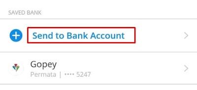 Opsi Bank Aplikasi DANA