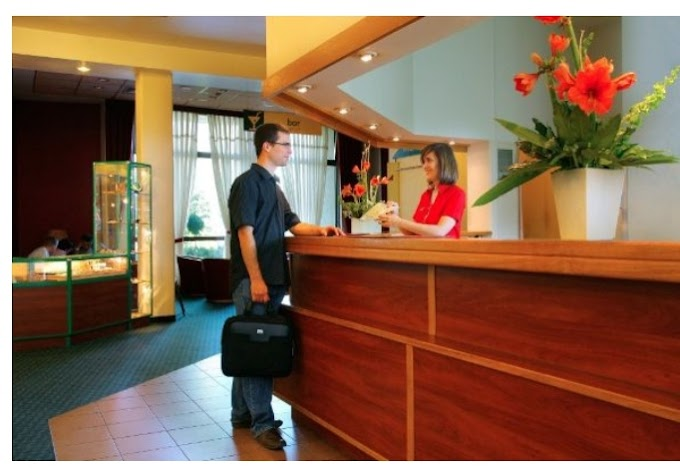 Scanty Baggage Procedure in Hotel