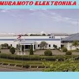 PT. Muramoto Elektronika Indonesia (PT. MEI) Lowongan kerja terbaru