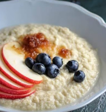 Nut Porridge Recipe