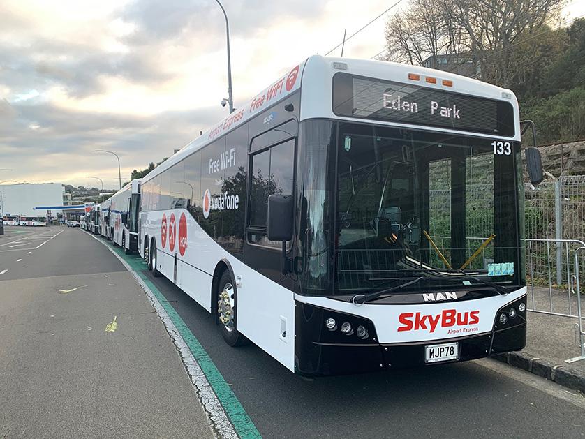 SkyBus Auckland