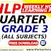 WHLP GRADE 3 QUARTER 1