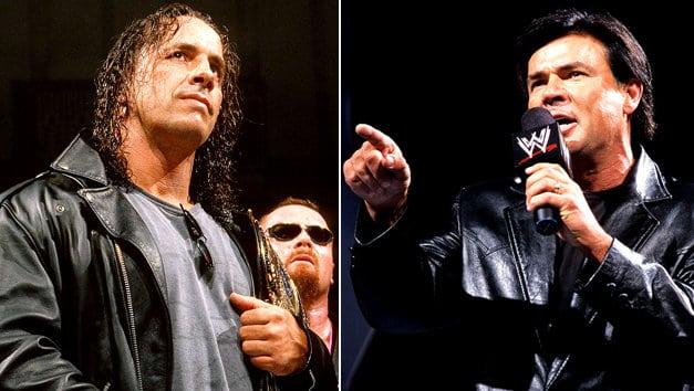 """Eric Bischoff chama Bret Hart de pessoa """"miserável"""" e """"negativa"""""""