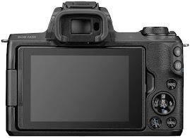 Mirrorless Canon EOS M50 Camera