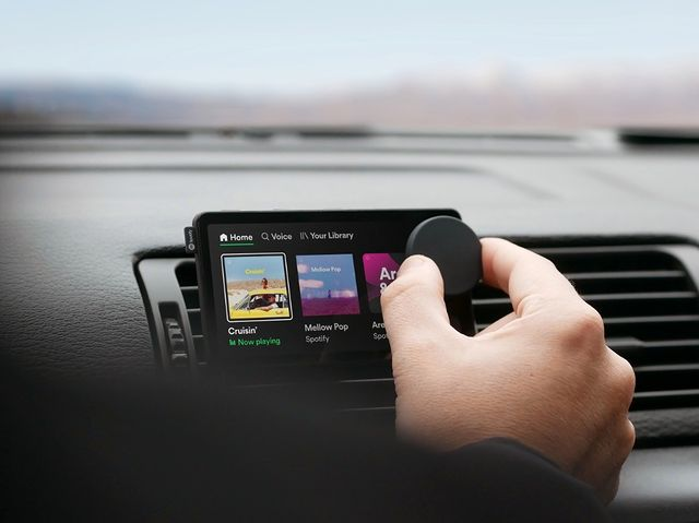 Spotify launches its first in-car smart player 'Car Thing'