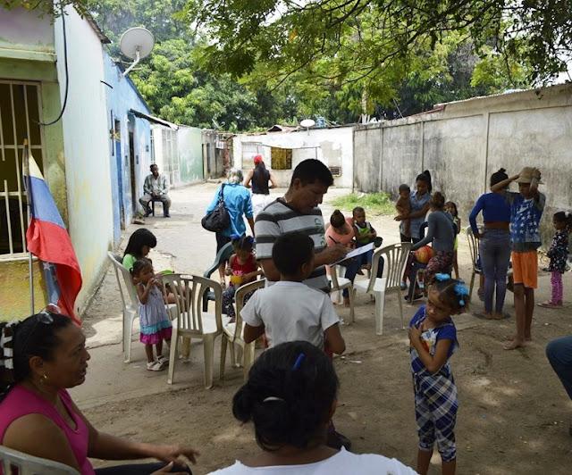 APURE: Voluntad Popular inauguró comedor social en la comunidad sanfernandina El Picacho