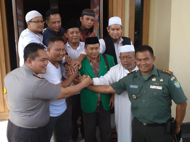 Penolakan Terhadap Bachtiar Nasir di Garut Merembet ke Cirebon, Namun NU dan FPI di Cirebon Bersepakat untuk Damai