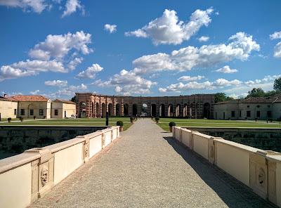 Palazzo Te - Esedra