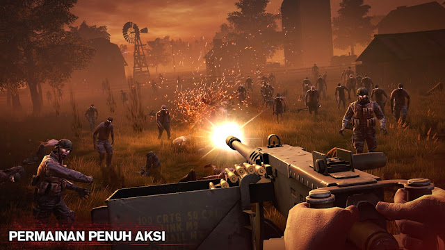Download Into The Dead 2 Apk Mod (VIP/Unlimited Money) + Data