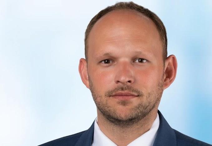 Hernádi Ádám Esztergom polgármestere