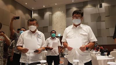 Steven Kandouw Calon Wakil Gubernur Nomor Urut 3 Ajak Pilkada Anti Uang, Hoax dan Sara