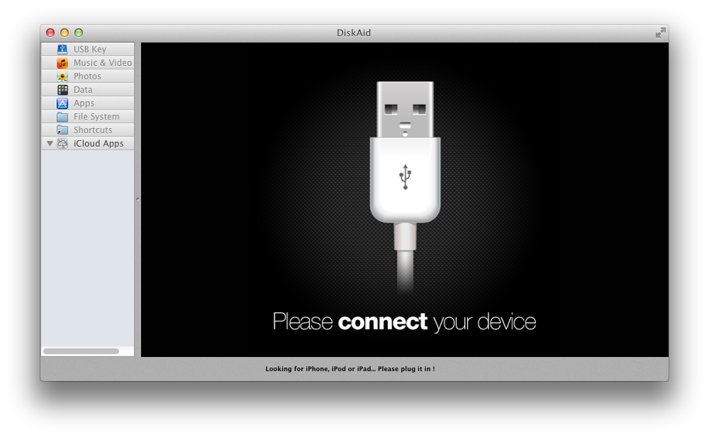 mac and i: DiskAid - iPhone, iPad & iPod Transfer Tool for