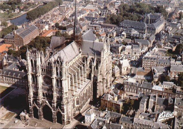 Amiens, Cidade Francesa