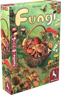 Fungi el juego de cartas