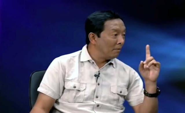Binay Tamang ask question to Bimal team