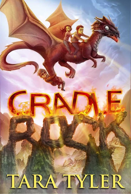 #CoverReveal for Cradle Rock by @taratylertalks #MG #Fantasy