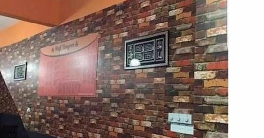 Jasa Pasang Wallpaper Tangerang Selatan, Karawaci, Serpong,Alam Sutera, Tangerang Kabopaten