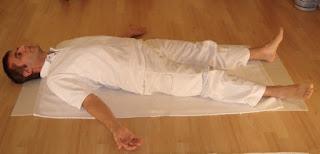 Corpse Pose (Shavasana)