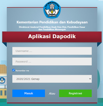 Aplikasi Dapodik Versi 2021.c