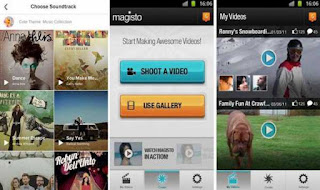 Aplikasi video terbaik android magisto