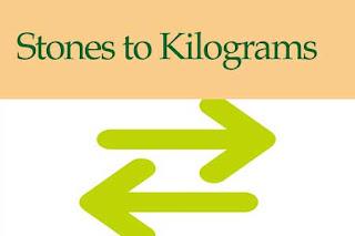 Stones to Kilograms