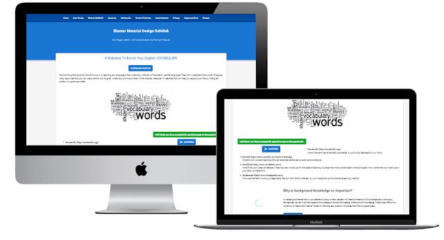 blatter safelink blogger premium template