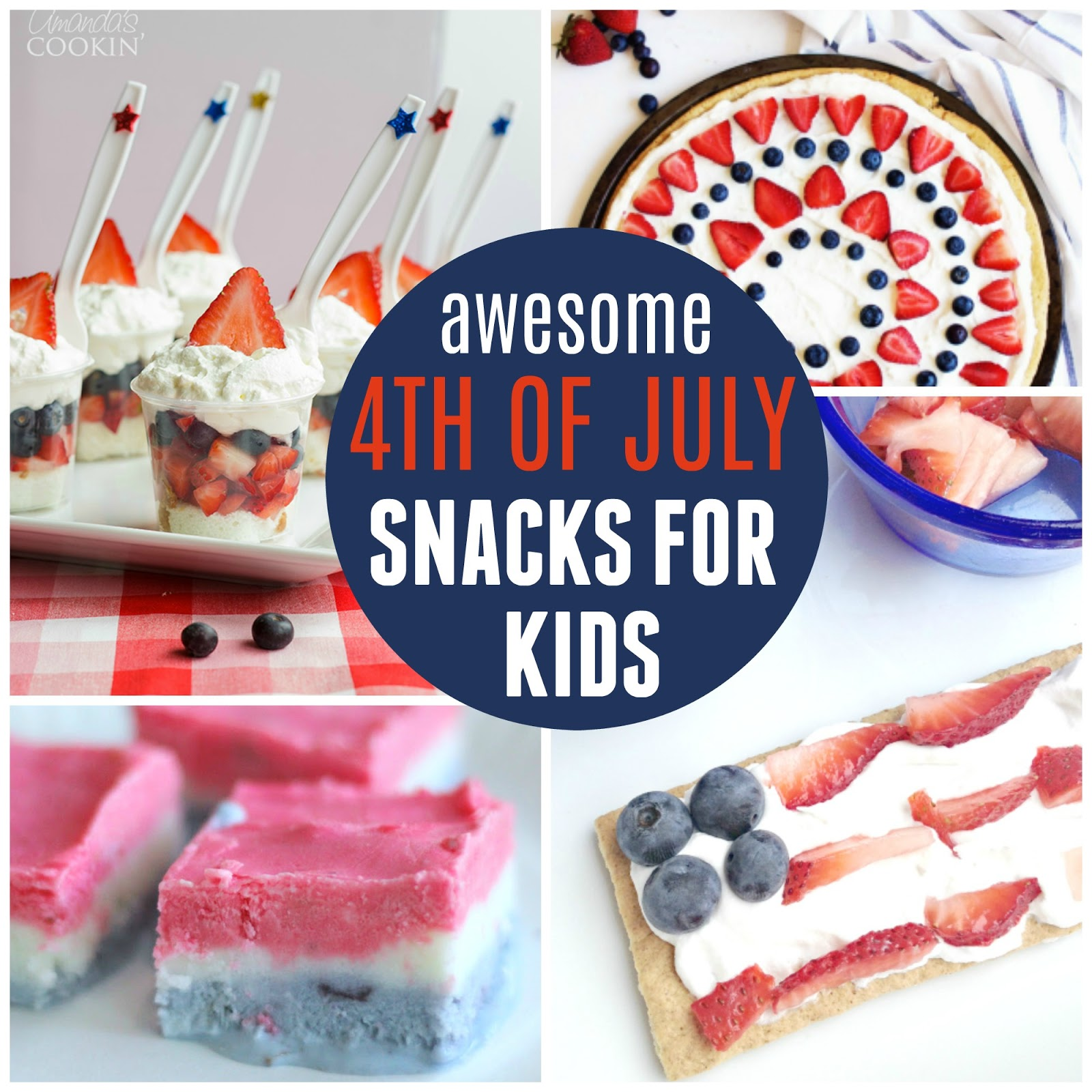 Toddler Approved!: 12 Awesome 4th of July Snacks for Kids