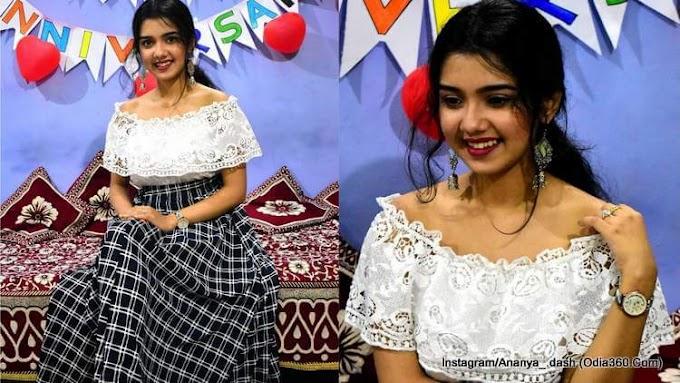 Ananya Dash - Divya Drishti Serial Actress is looking Adorable in these pics