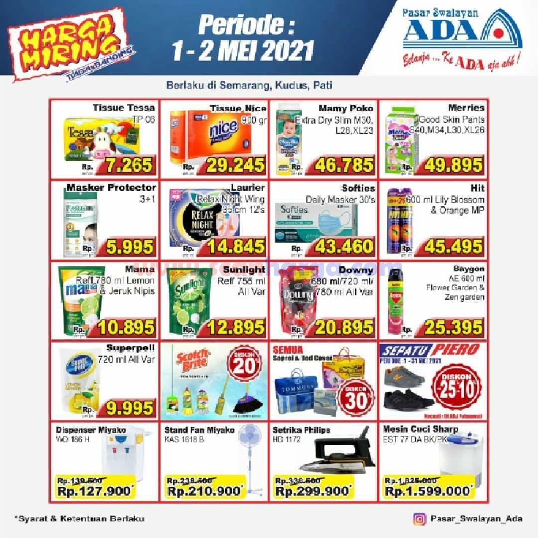 Katalog Promo ADA Swalayan Terbaru 1 - 2 Mei 2021 7