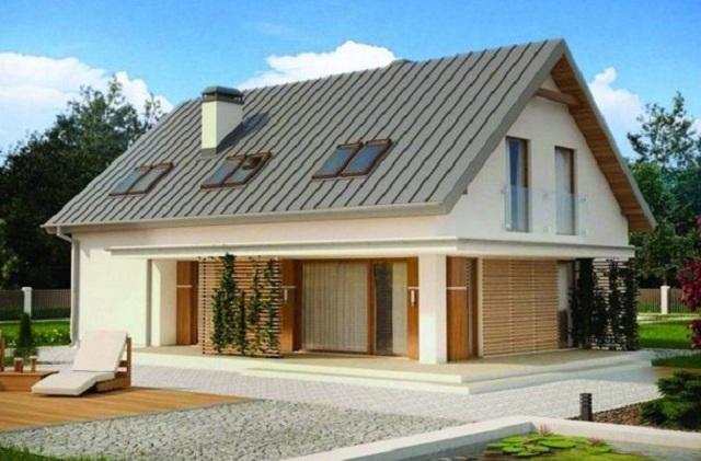 Plano de casa de dos pisos de 165 m2 planos de casas Departamentos de dos pisos