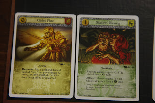 Game of Thrones attachment cards