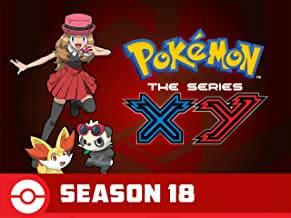 Pokémon temporada 18
