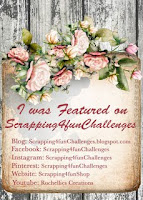 Création en vedette Challenge # 156 - Christmas -  Décembre