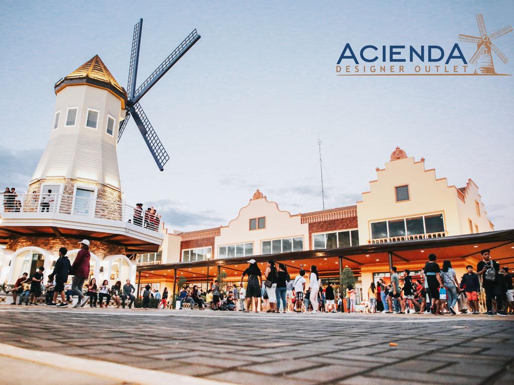 CAVITE: Acienda Designer Outlet - First in the Philippines ...