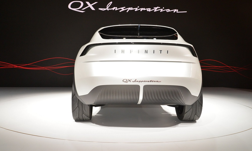 Infiniti QX Inspiration