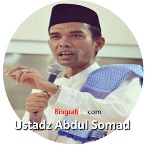 Biografi dan Profil Ustadz Abdul Somad Beserta Biodata