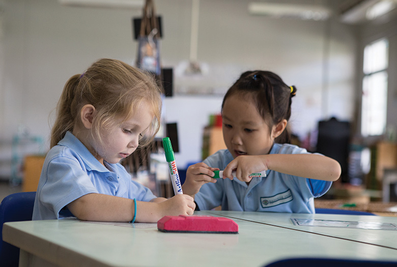 Best-Early-Education-School-forchild-Thailand